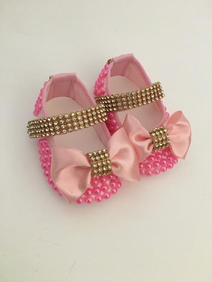 Sapato Infantil - Rosa