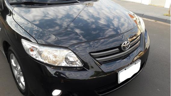Toyota Corolla Xei 1.8 Flex Automático -bancos De Couro