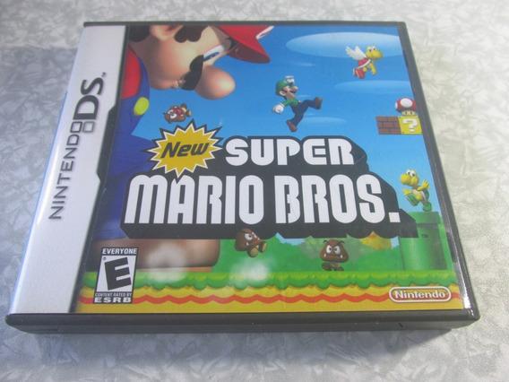 Nintendo Ds - New Super Mario Bros - Original Americano