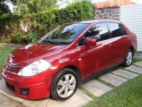 Nissan Tiida Automatico Emotion Factura Original