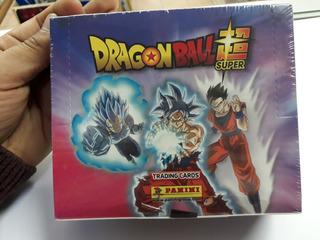 Caja Dragon Ball Super Cards Panini Cartas Envio Gratis