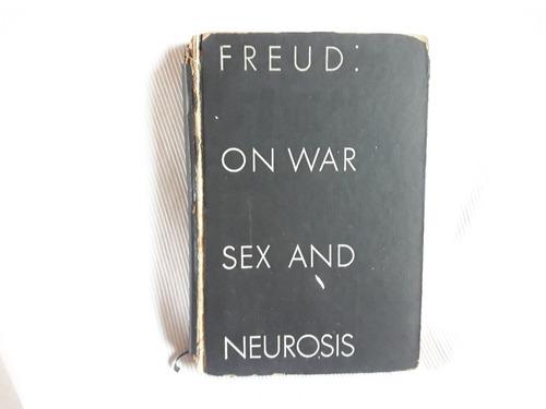 Imagen 1 de 6 de On War Sex And Neurosis Freud   Science Press Ingles
