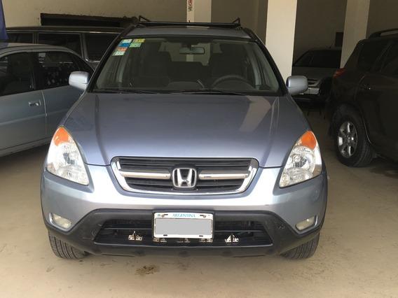 Honda Cr-v Ex Tt - 2005