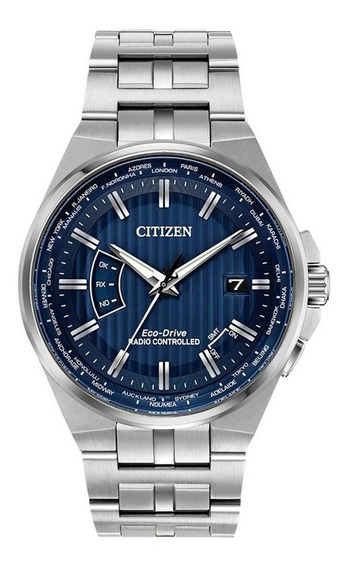 Nuevo Reloj Citizen Eco Drive Original Cb0160-51l