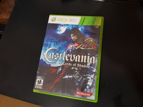 Castlevania Lords Of Shadow Xbox 360 / Xbox One Mídia Física