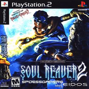 Legacy Of Kain Soul Reaver 2 Ps2 Desbloqueado Patch