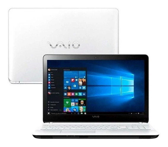 Notebook Vaio Fit 15f