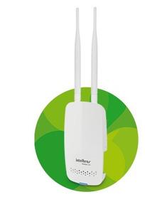 Roteador Wireless Com Check-in No Face Hotspot 300 Intelbras