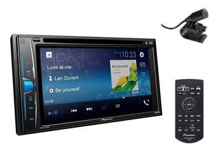 Autoestereo Pantalla Pioneer Avh-a215bt Bluetooth Usb Dvd
