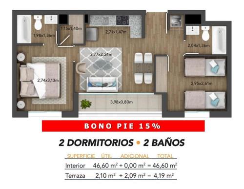Bono Pie 15% - Proyecto En Verde Próximo A Entregar