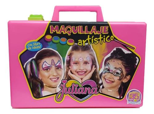 Juliana Valija Maquillaje Artistico Grande Nueva Jlt Ma202