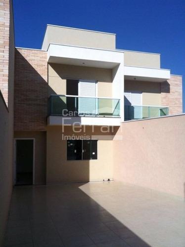 Imagem 1 de 15 de Sobrado 3 Dormitórios, 1 Suíte, 4 Vagas No Limão  - Cf23455