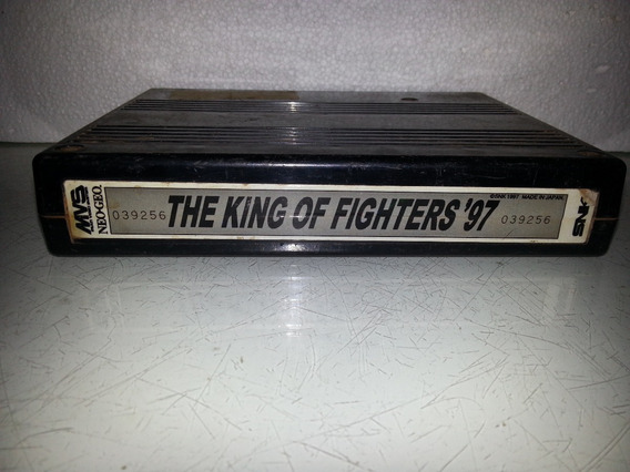 The King Of Fighters 97-cartucho Neogeo Mvs