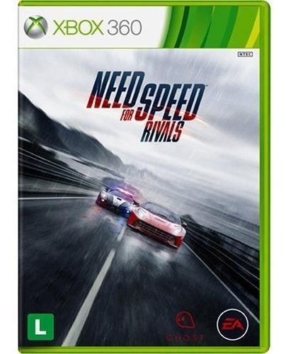 Need For Speed Rivals Xbox 360 Dublado Português Original