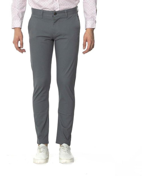 Pantalon Entubado Quarry - Jeans