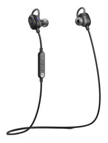 Fone De Ouvido Motorola Verveloop Sh011 Bluetooth Preto