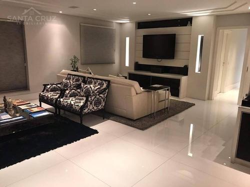 Imagem 1 de 25 de Apartamento Com 4 Dormitórios À Venda, 186 M² Por R$ 1.855.000,00 - Tatuapé - São Paulo/sp - Ap1544