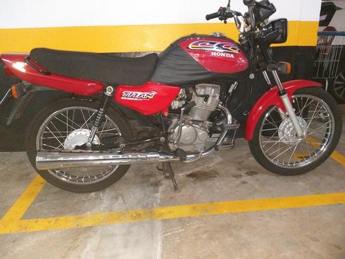 Honda Cg 125 Titan Ano 1997 Modelo  97
