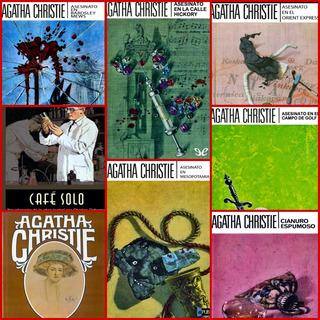 Agatha Christie Mega Colección De 70 Libros