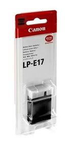 Bateria Canon Lp-e17 Original Nf-e Garantia Canon Brasil Nf