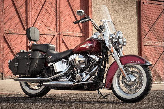 Harley Davidson Softail Heritage Classic 2015