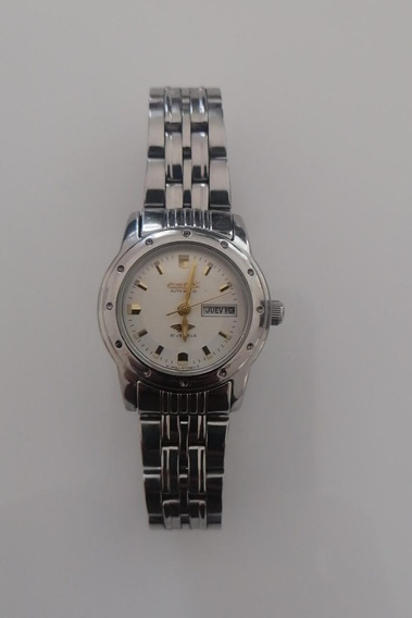Reloj Citizen 21jewels Automatic Acero Inox Dama Mujer Mamá