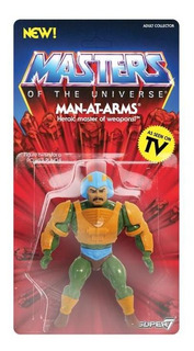 Super7 Master Of The Universe Man At Arms