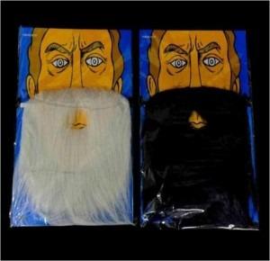 Barba Postiça - Kit 3 Un
