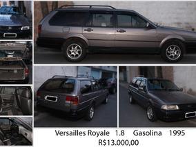 Ford Versalles Royale - 1995, (parecido Santana E Quantum)