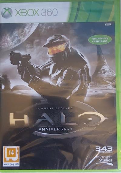 Halo Combat Envolved Anniversary - Xbox 360 - Lacrado