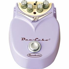 Pedal Delay Danelectro Dan Echo