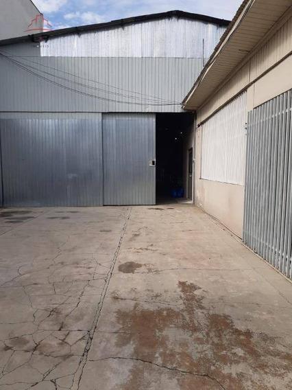 Barracão À Venda, 230 M² Por R$ 1.000.000,00 - Prado Velho - Curitiba/pr - Ba0009