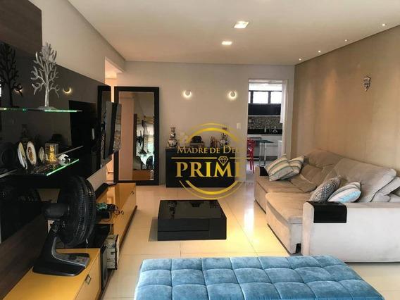 Apartamento Com 3 Dormitórios À Venda, 140 M² Por R$ 620.000 - Aldeota - Fortaleza/ce - Ap3524