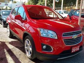 Chevrolet Trax Ltz 2016 Credito Recibo Auto Iva Financimient