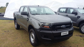 Ford Ranger Xl 2.2 Diesel Doble Cabina 4x2 0km Fb2