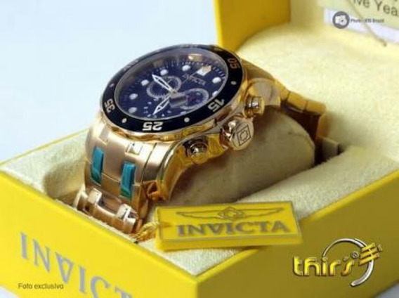 Relógio Invicta 18 K 0072