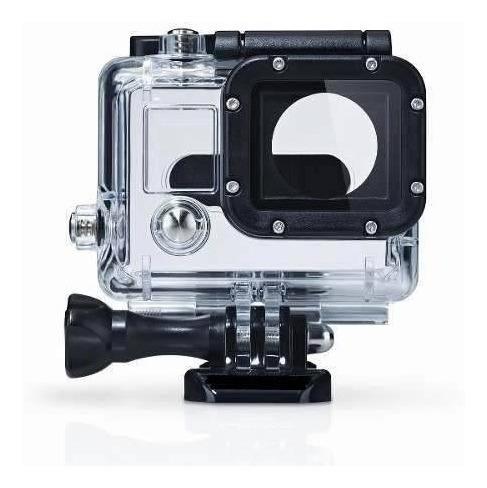 Gopro Hero 3 3+ Estanque Caixa Case Mergulho Água No Rio