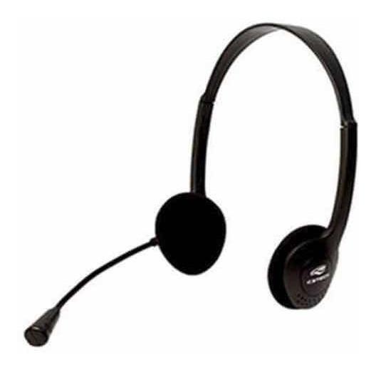 Kit 10 Headphones Voicer Light C3tech Ct662040b Blister Novo