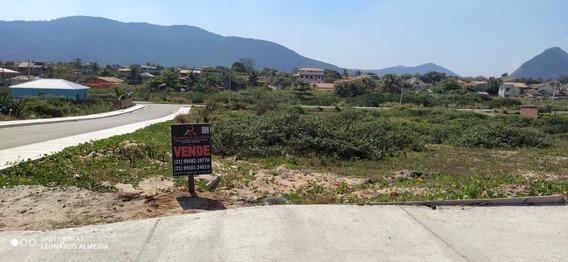 Terreno Em Itaipuaçu De Frente A Praia. 601