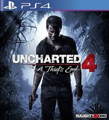 Uncharted 4 Thief