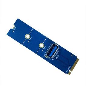 Dayspirit M.2 (ngff) Para Pci-e Channel Usb 3.0 Adapter Card