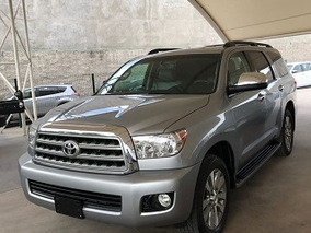 Toyota Sequoia 5.7 Limited V8 At 2015