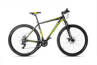 Bicicleta Top Mega Sunshine Rodado 29 Disco 21 Velocidades