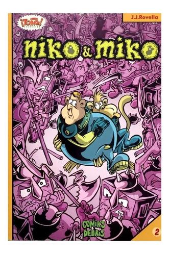 Niko Y Miko - Ed. Comiks Debris - Similar A Storyboard