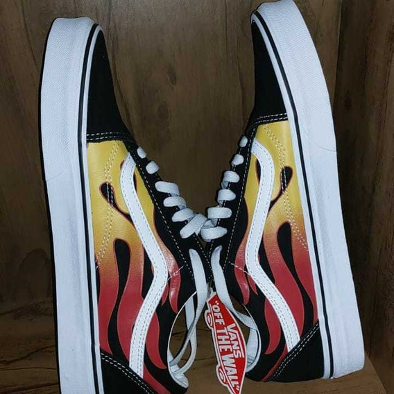 Vans Flame Size 42