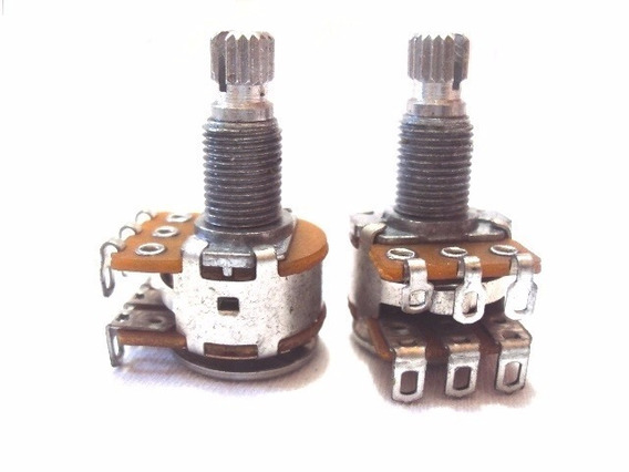 Potenciometro Tone Gauge A250k C/ Center Click