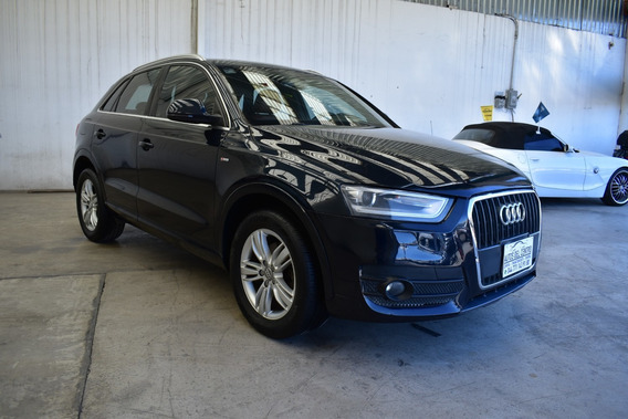 Audi Q3 Quattro Luxury 2013