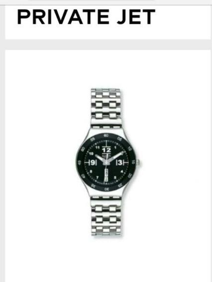 Reloj Swatch Irony Private Jet