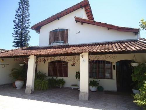 Casa Com Piscina 4 Dormitórios Em Nova Itanhaém - 0091-cs