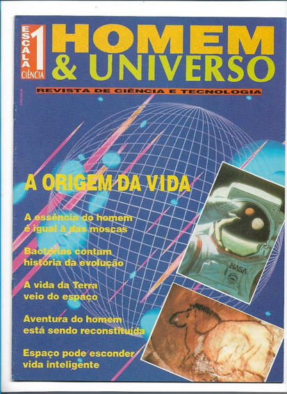 Homem E Universo Revista Ciência E Tecnologia 1, 2, 3